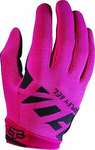 Fox Racing Womens Ripley Gel Glove Black/Pink