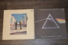 pink floyd ( dark side of the moon - wish you were here ) 2 lp vinyl russia