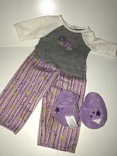 American Girl Doll McKenna pajamas