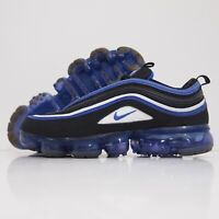 Nike Air Max Vapormax 97 GS Black Persian Violet Purple Boys Youth Size 5.5Y