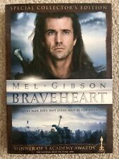 Braveheart (Two-Disc Special Collector's Edition Dvd) with Slipcover