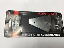 "Strikemaster Ice Fishing Auger Drill Lazer Power Replacement Blade 7"" LPD-7PB"