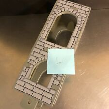 Imaginarium Medieval Castle Replacement Piece L Wooden Tower Gray Toy