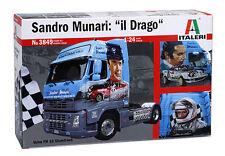 Altri modellini statici camion Italeri in plastica