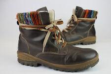 Rieker Damenschuhe Stiefel Stiefeletten Boots Herbst/Winter Gr.42 TOP  ( U 252)