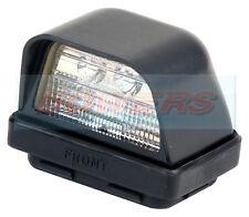 RUBBOLITE TRUCK-LITE M833 833/01/04 REAR LED NUMBER PLATE LIGHT LAMP 12V 24V