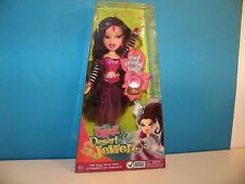 BRATZ DESERT JEWELZ  JADE ULTIMATE COLLECTIBLE DOLL NEW IN BOX RARE ITEM!
