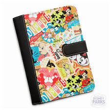 Disney Parks Classic Collage Electronic Reader Case Tablet
