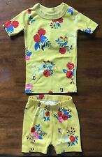 Hanna Andersson Disney Princess Beauty and the Beast Belle Pajamas, Size 3T BN