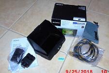 SONY CLM-V55; DSLR-MONITOR; TRAGBARER BILDSCHIRM; LCD-MONITOR (U00020)