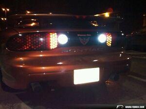 1998-2002 Chevrolet Camaro and Pontiac Trans White LED Reverse Light Bulb BACKUP