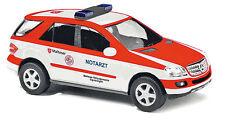 "Busch 49811 HO (1/87): MB M-Klasse  ""Maltezer Notarzt"""