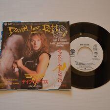 "(VAN HALEN) David Lee ROTH - Just a gigolo - 1985 JAPAN 7"" SINGLE PROMO SAMPLE"