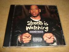 STREETS IS WATCHING Soundtrack JAY-Z MEMPHIS BLEEK MOP