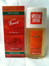 TWEED 100ml EAU de TOILETTE SPRAY ~ RARE ~ BRAND NEW IN BOX  (YARDLEY)