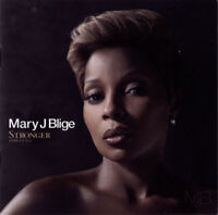 Mary J Blige – Stronger With Each Tear CD Geffen Records 2009 NEW