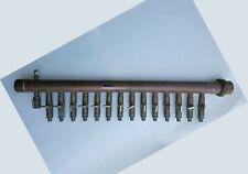 Watts Radiant Underfloor Heating Manifold 15 Ball Valves 36 Copper 2 Trunk