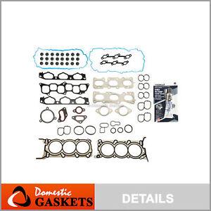 Fits 09-11 Hyundai Genesis Sedan&Coupe Kia Borrego 3.8L Head Gasket Set G6DA
