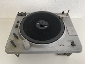 "EMT 930 Plattenspieler / Turntable  ""DEFECT"""