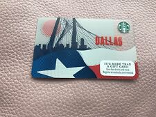Starbucks Dallas card