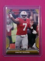 2019 Leaf Dwayne Haskins Ohio State Buckeyes*Gold Parallel* Card #27 *Amazing!*
