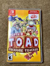 Captain Toad:  Treasure Seeker Nintendo Switch - Excellent Condition