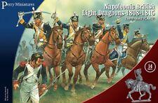British NAPOLEONICO LUCE DRAGONI 1808-1815 - Perry Miniatures-NAPOLEONICS