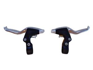 Bremshebel Satz für Trekking Fahrräder 3 Finger Alu/ Kunststoff