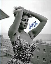 Sophia Loren - Autographed 8x10 B/W Photo - Sexy Italian Actress - AUTO
