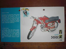 Prospekt Sales Brochure SIS V5 Portugal Sport Model Motorrad Mokick Sachs Motor