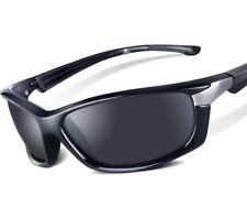 Sun Glasses  Men's 100% Polarized UV400 Sports Glasses, Biker, AUS Seller