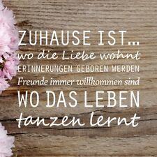 Bilder Wandbild Keilrahmen Leinwand Sprüche Texte Lebensmotto 35X35 Art.3535950
