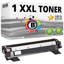 1x XXL TONER PATRONE für BROTHER TN1050 DCP1510 DCP1512 DCP1610W DCP1612 HL-1110