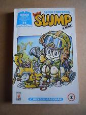 Dottor SLUMP n°2 Mitico n°31  Akira Toriyama Star Comics [G370H]