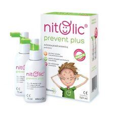 Nitolic pipi Prevent,spray against head lice - spray przeciw wszawicy wszy 150ml