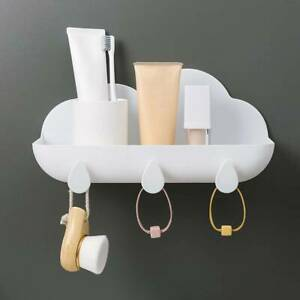 Bathroom Shelf Shower Storage Caddy Rack Organiser Tray Holder Accessorys HO