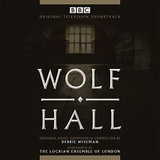 OST-ORIGINAL SOUNDTRACK TV - WOLF HALL  CD NEU WISEMAN,DEBBIE