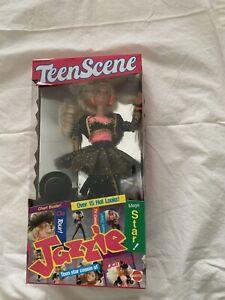 Teen Scene Jazzie Teen Star of Barbie Doll by Mattel 1990