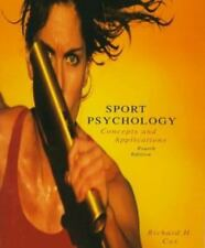 Sport Psychology Cox, Richard H. Paperback