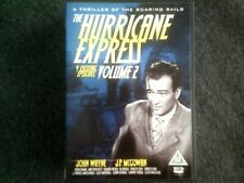 HURRICANE EXPRESS VOLUME 2*DVD*4 EPISODES*JOHN WAYNE*