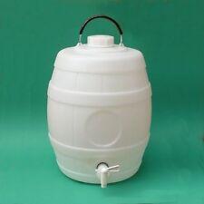 5 Gallon 25 Litre Pressure Barrel With Vent Cap New Homebrew Home Brew
