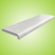 PVC Fensterbank Marmor | Softline | Fensterbrett für Innen | inkl. Endkappen