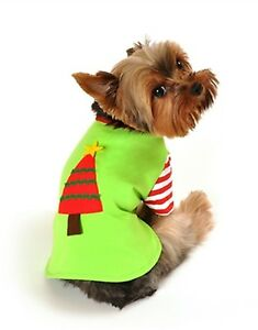 Christmas Tree Shirt Dog Costume by Anit Accessories ~ Size XL