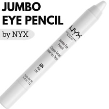 NYX Professional Jumbo Eye Pencil Milk White Color Eyeshadow Eyeliner Makeup