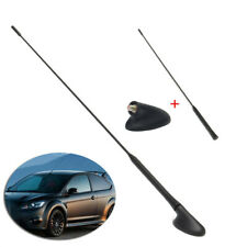 Roof AM/FM Antenna Mast + Base Kit For Ford Focus 2000-2007 XS8Z18919AA Replace