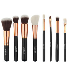 8PC Makeup Set Brushes Powder Foundation Eyeshadow Eyeliner Brush Lip Brush Tool