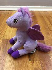 Sofia The First Disney Minimums Winged Purple Horse Plush Stuffed Animal