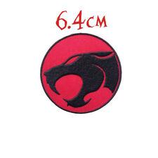 Quality Iron/Sew on ThunderCats patch funny anime Costume manga Lion-O logo tv