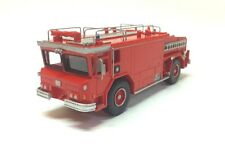 1:87 WALTER YANKEE CB 3000 ARFF -  - Handbuilt resin model