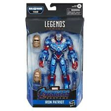 [Toys Hero] In hand Hasbro Marvel Legrnds Avengers EndGame Iron Patriot wave 5